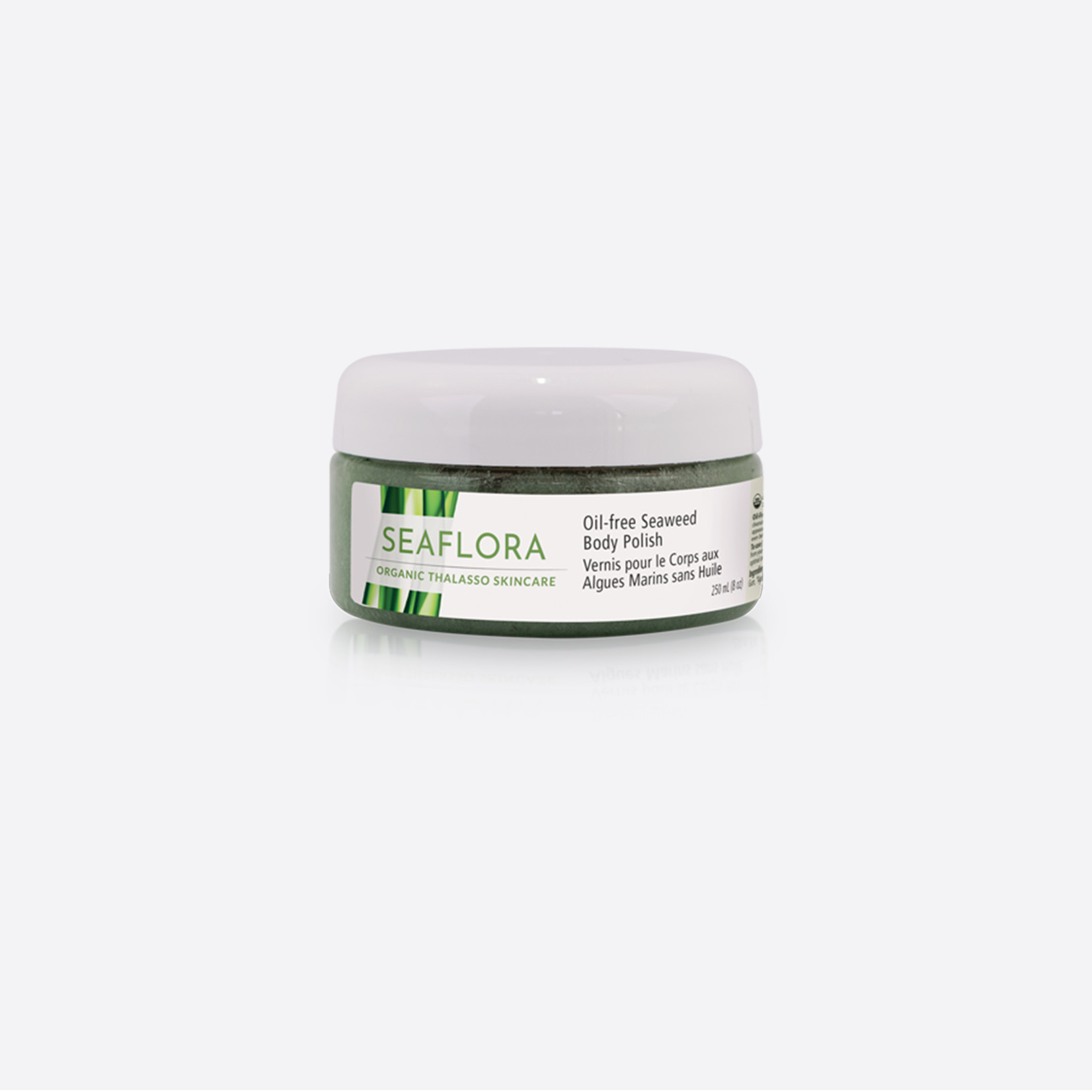 Seaflora Skincare Oil-Free Seaweed Body Polish