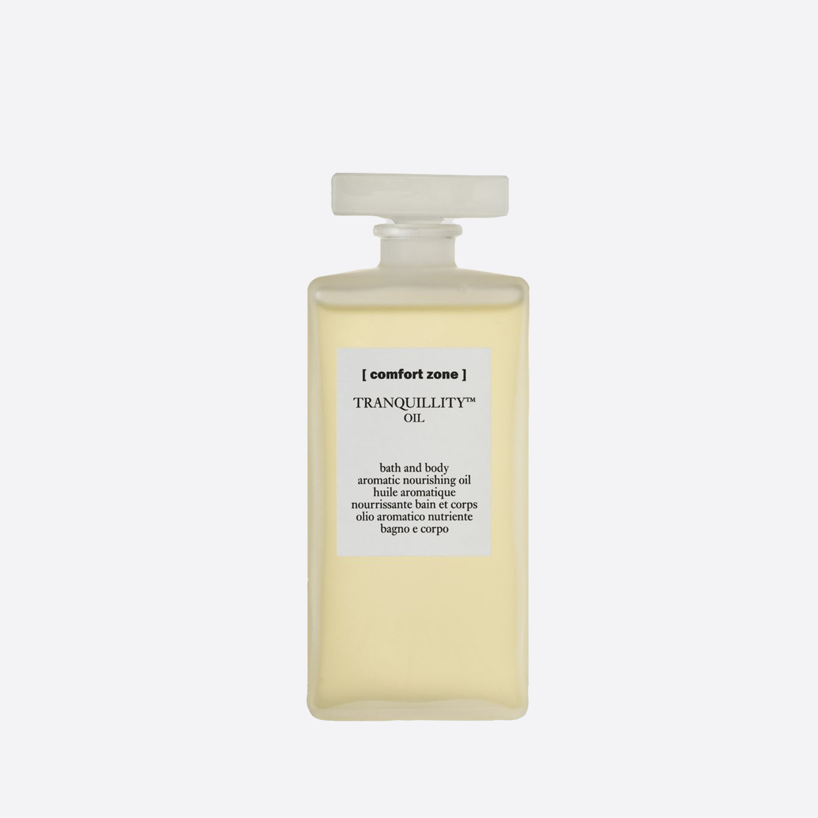 Comfort Zone Tranquility Bath and Body Oil