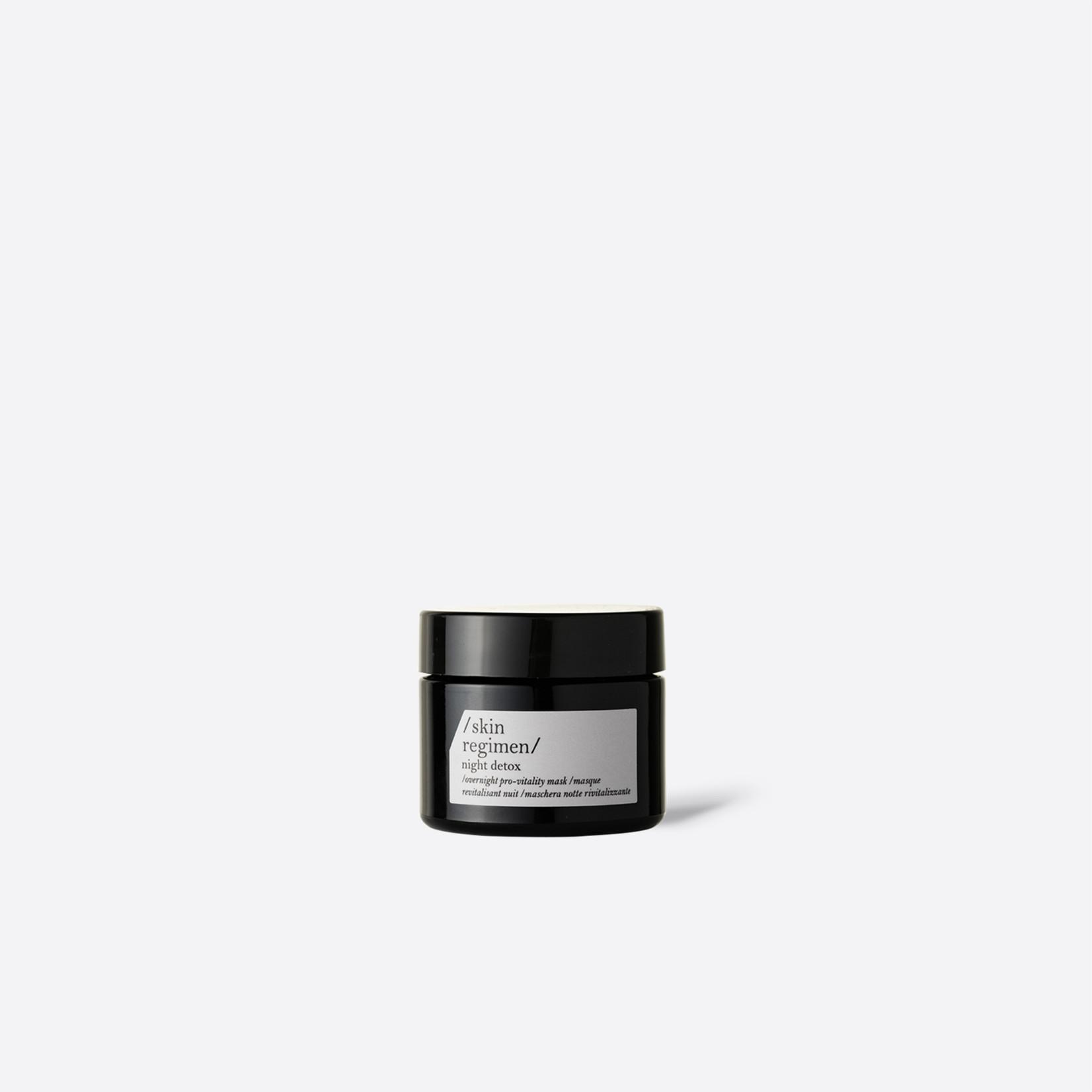 Comfort Zone Skin Regimen Night Detox Cream