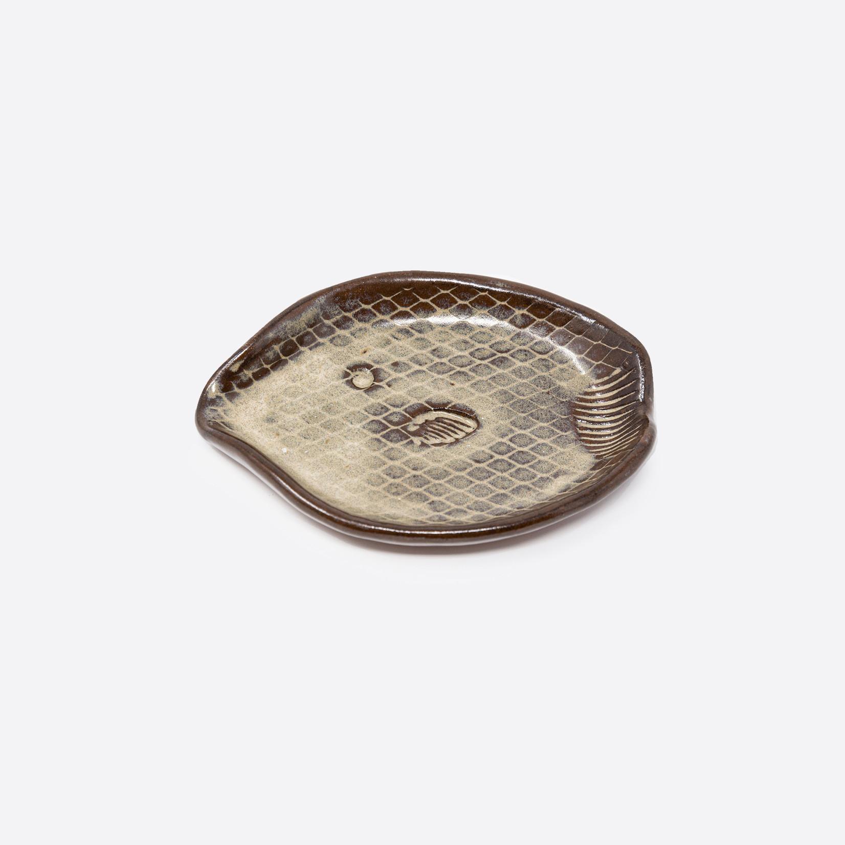 Daniela Petosa Ceramics Fish Soap Dish (Original Design)