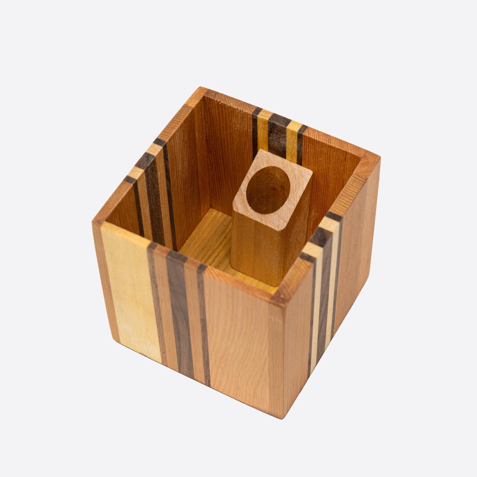 Gerry's Treasure Boxes Q-Tip Box
