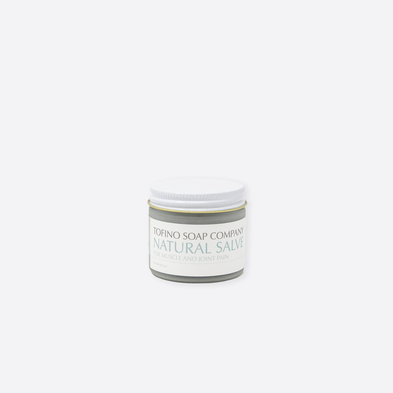 Tofino Soap Company Natural Salve