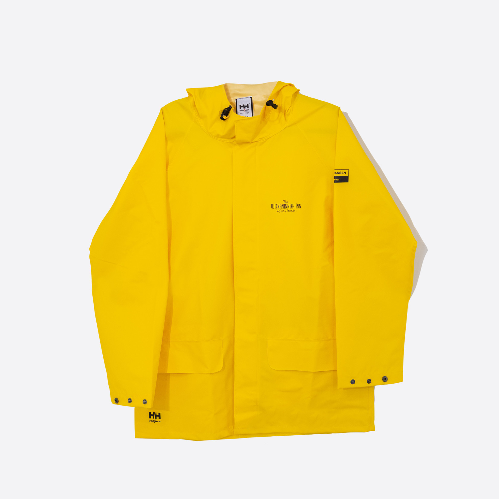 Helly Hansen Helly Hansen Mandal Yellow Raincoat