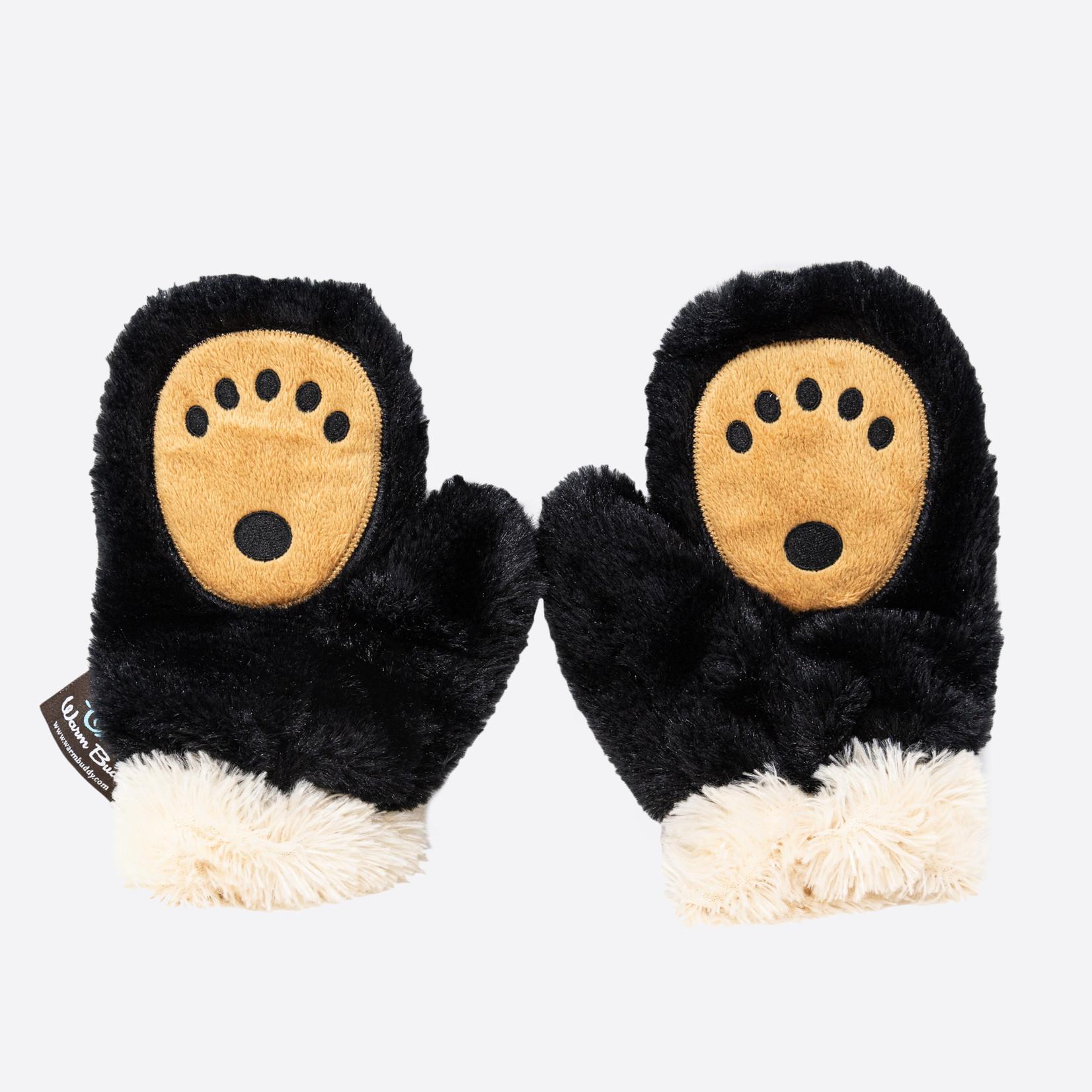 Warm Buddy Co Bear Paw Mittens