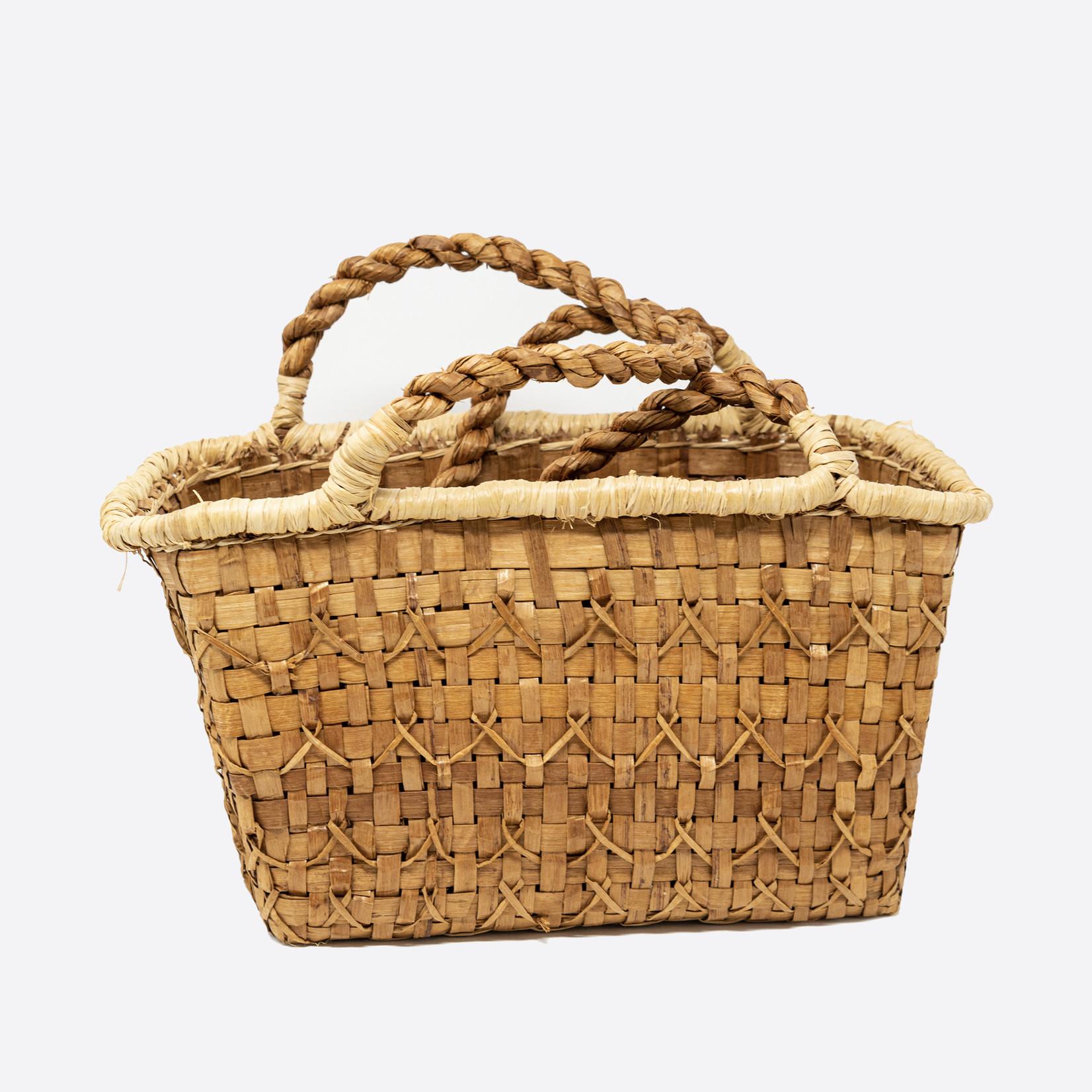 Cedar Woven Basket
