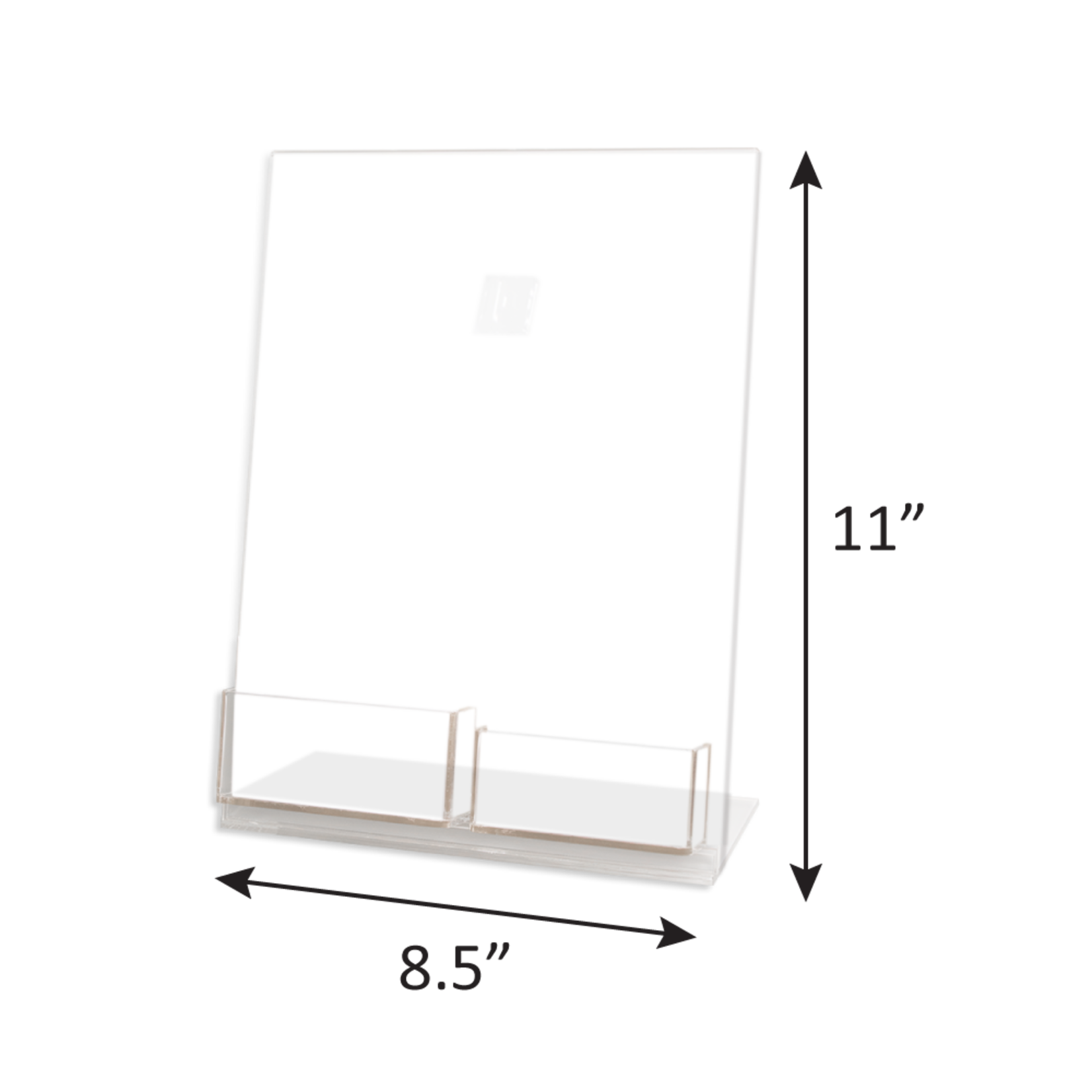 Gift Card & Envelope Acrylic Display Stand