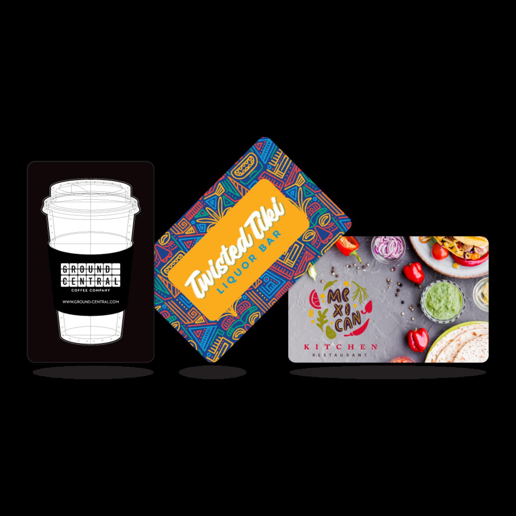 Betaalbare Cadeaukaarten - Lightspeed Restaurant