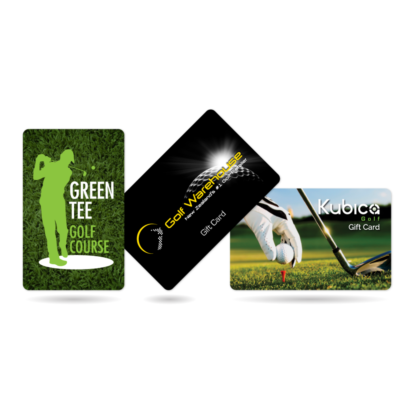 Betaalbare Cadeaukaarten - Lightspeed Golf