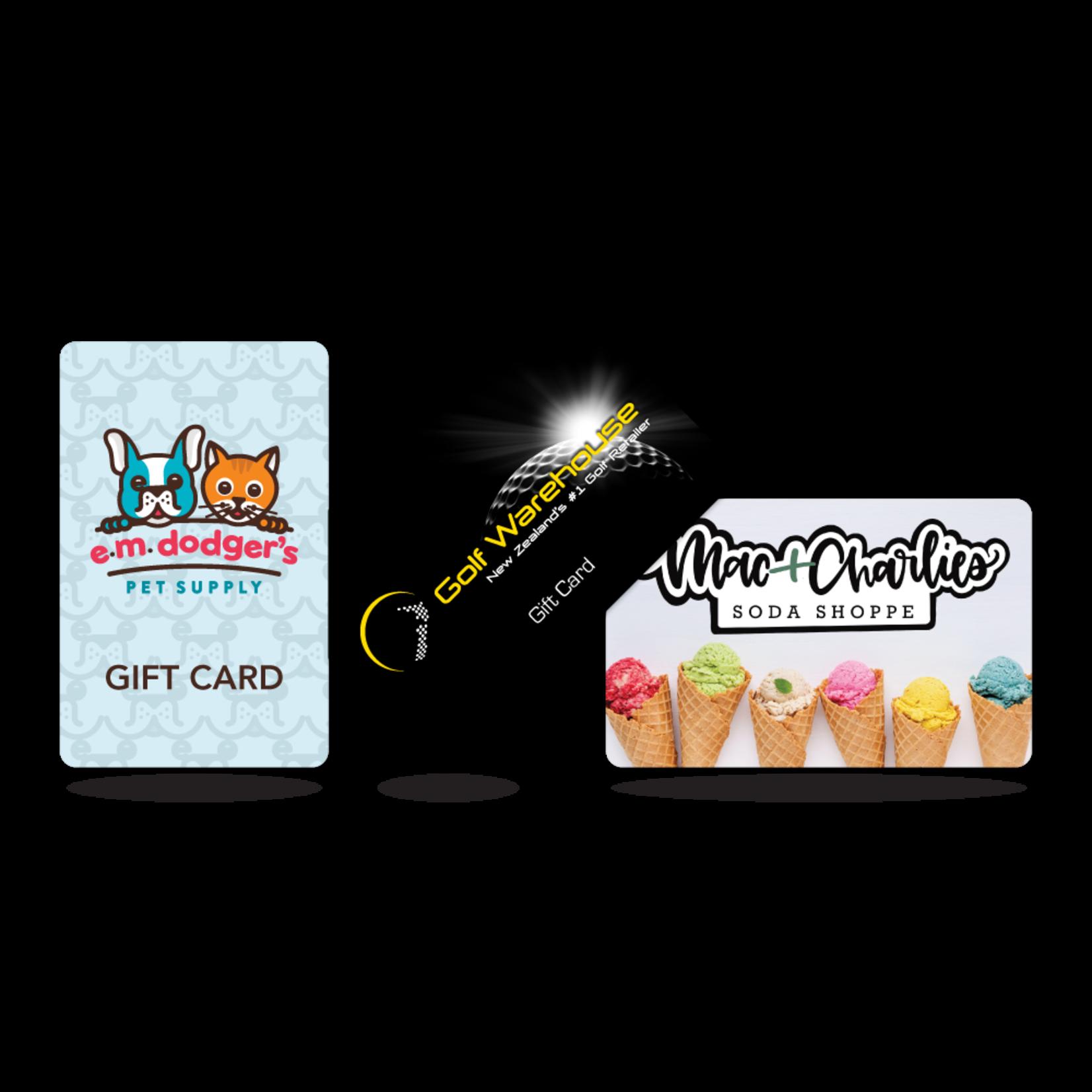 Sur Mesure Cadeau Carte