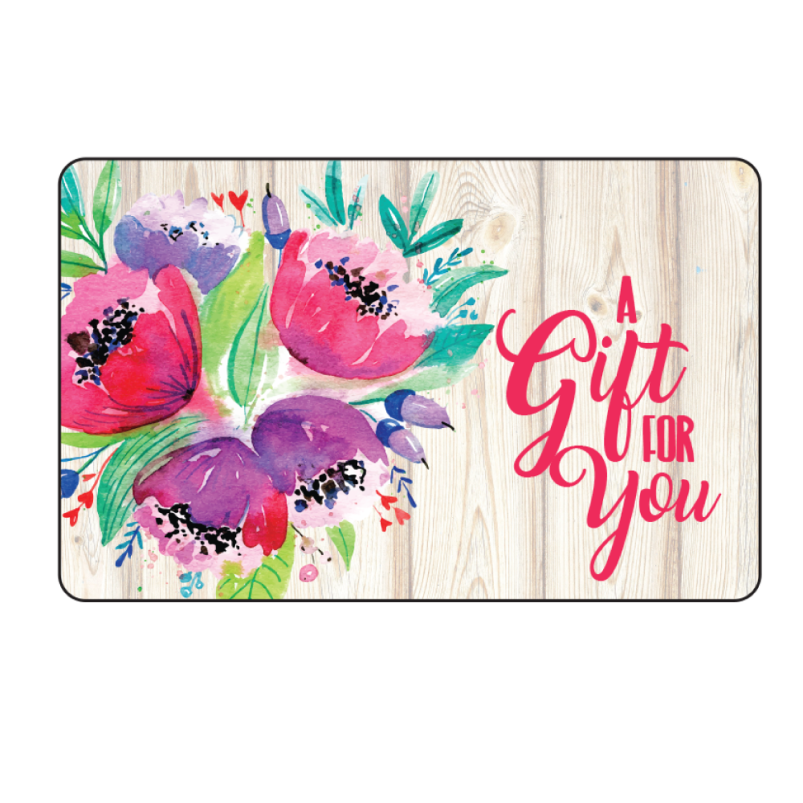 Gift Cards - Flowers