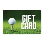 Gift Cards - Golf Tee