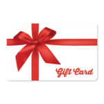 Gift Cards - Red Present