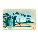 Gift Cards - Golfing