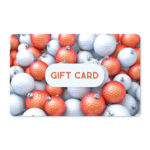 Gift Cards - Golf Ornaments