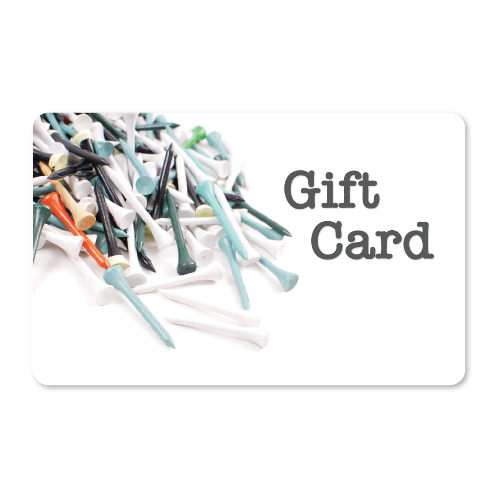 Gift Cards - Golf Tees