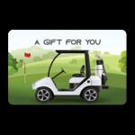 Gift Cards - Golf Cart