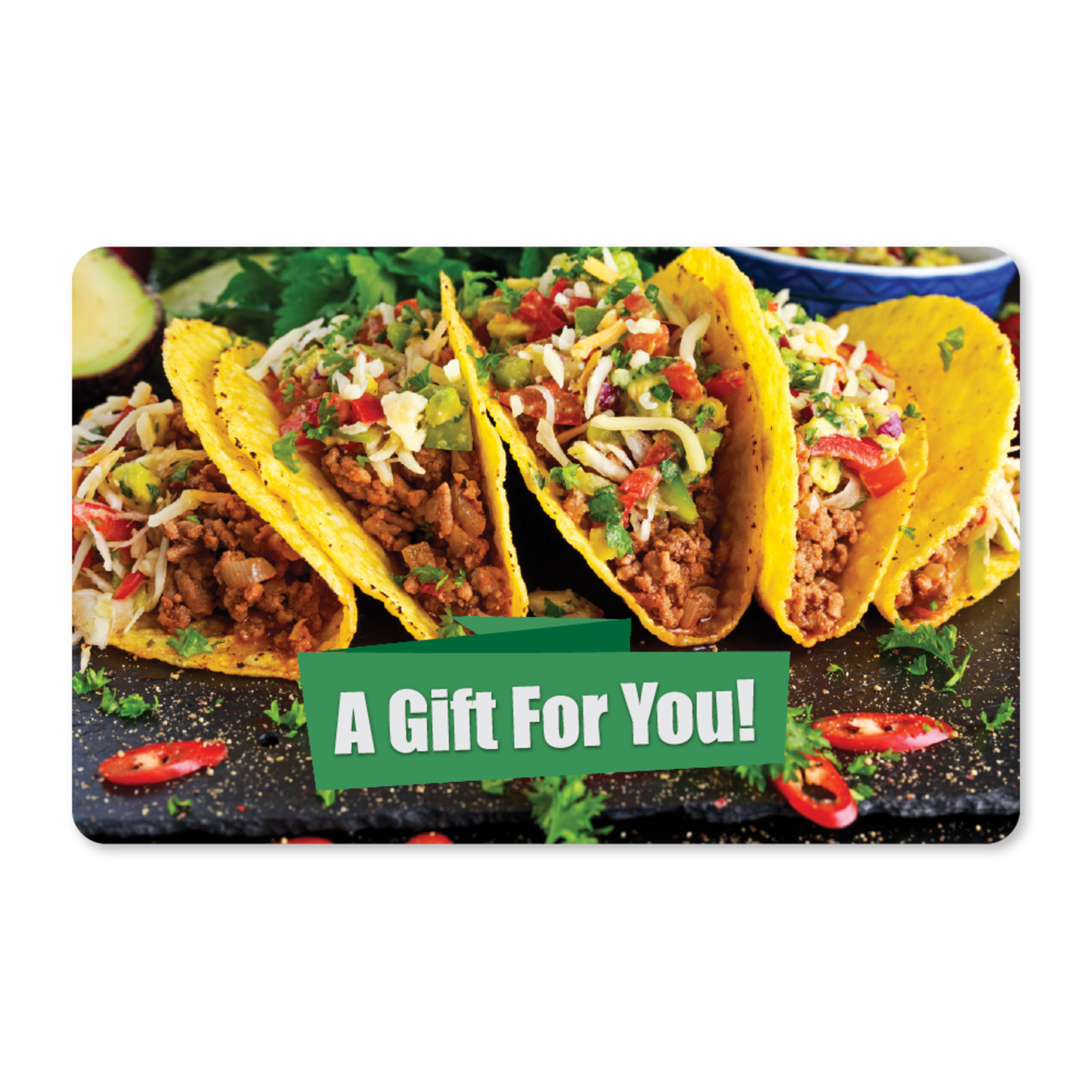 Gift Cards - Tacos