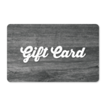 Gift Cards - Wood