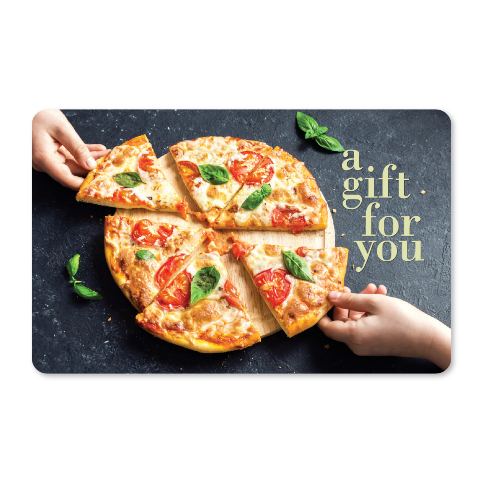 Gift Cards - Pizza Slices