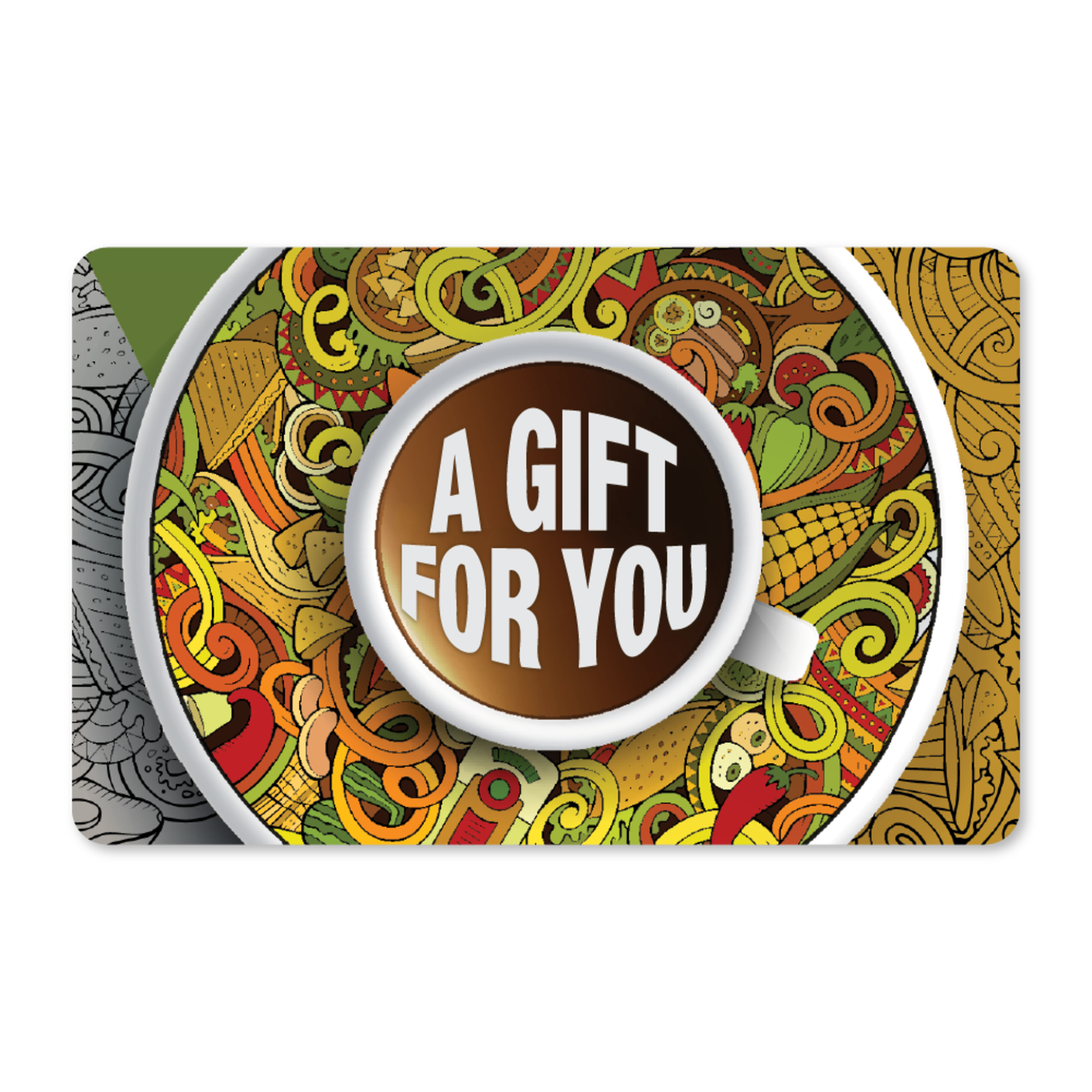 Gift Cards - Food Collage
