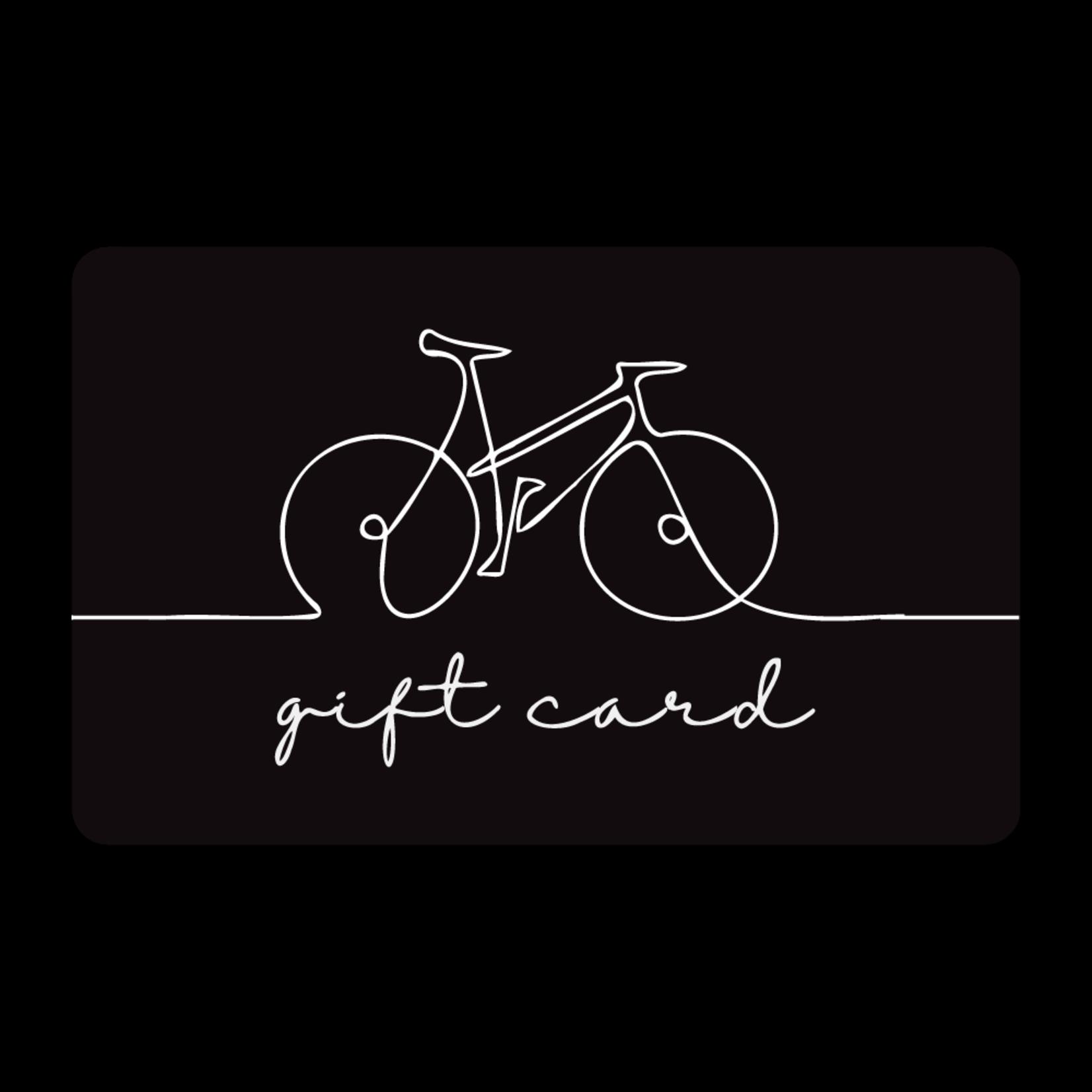 Gift Cards - Bike