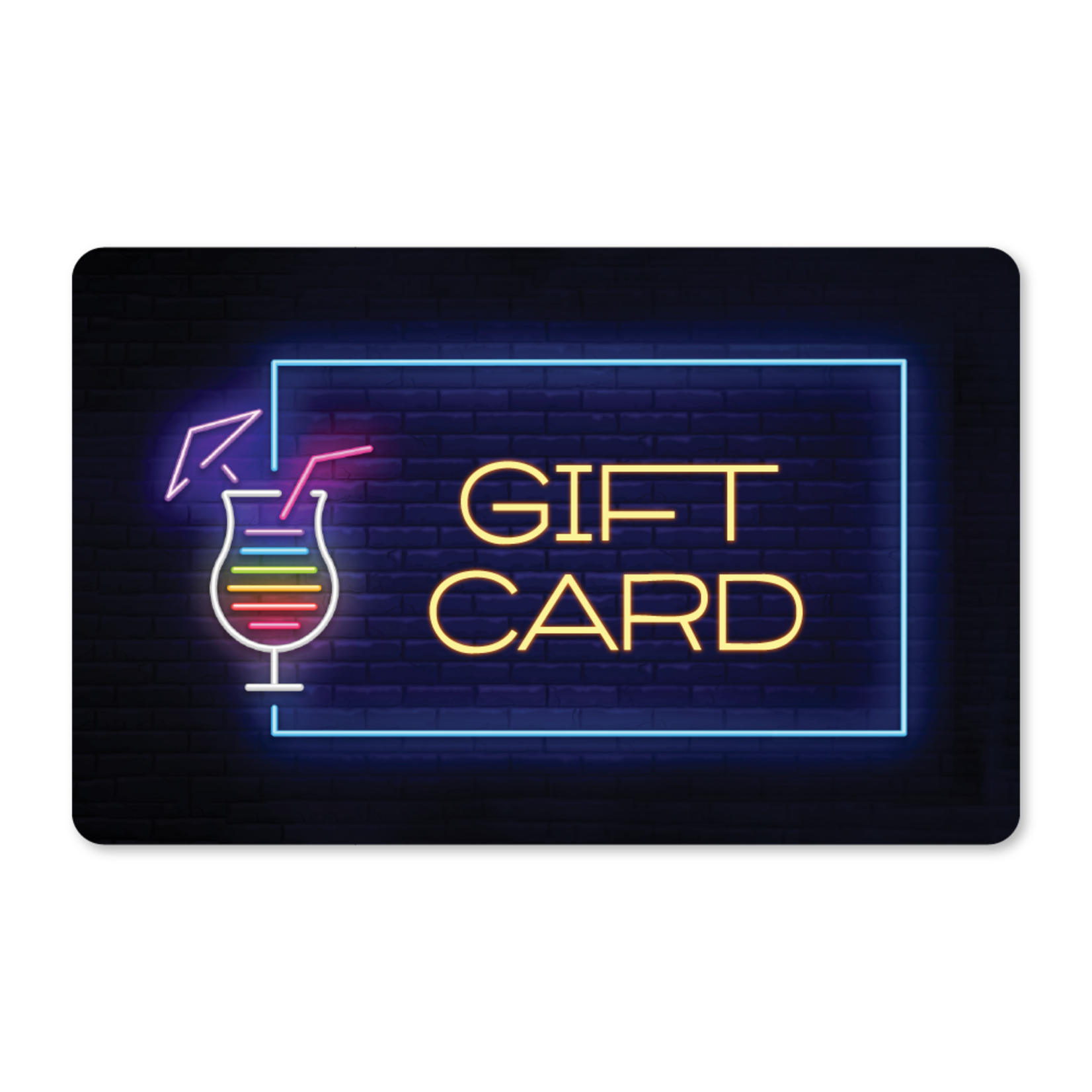 Gift Cards - Neon Drink
