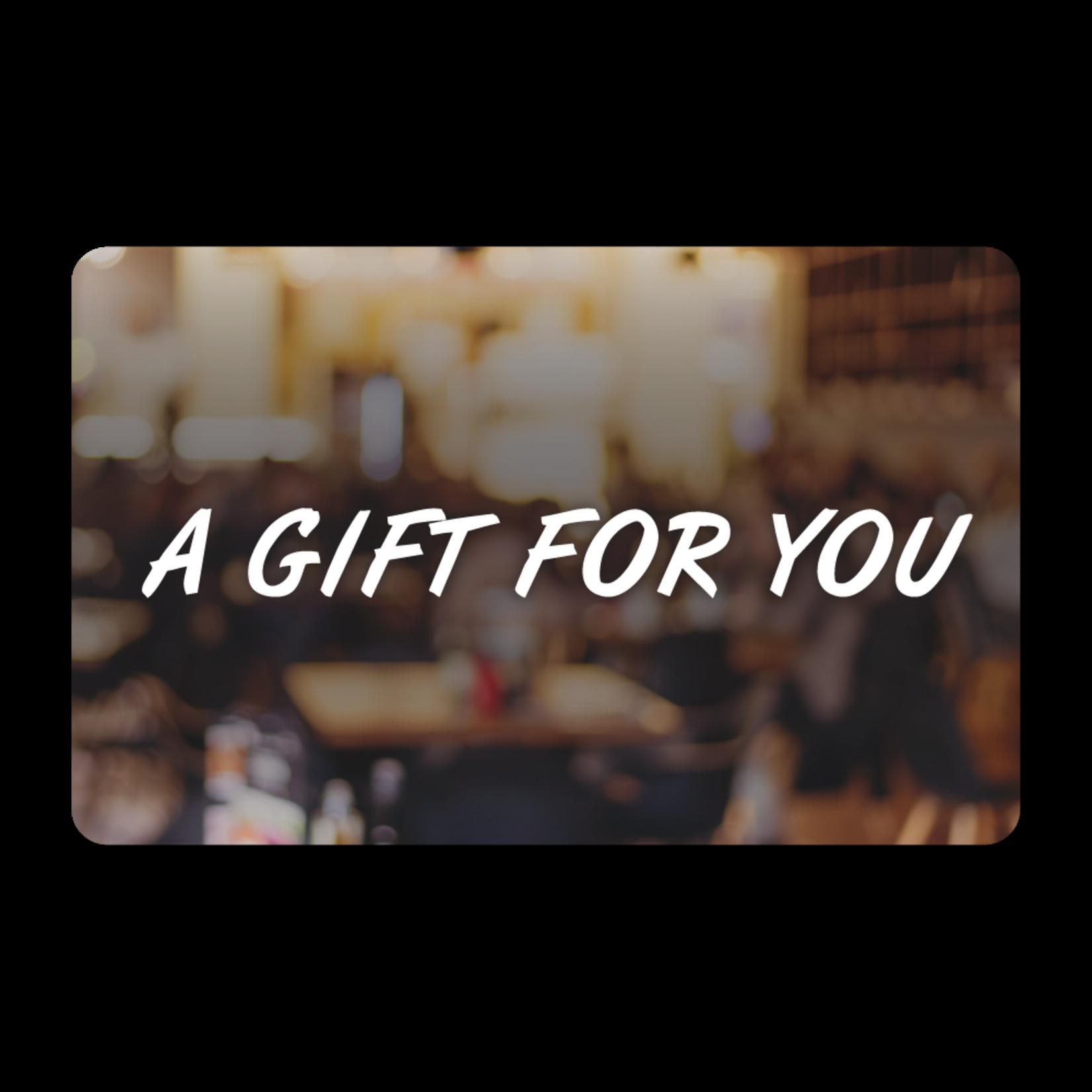 Gift Cards - Restaurant