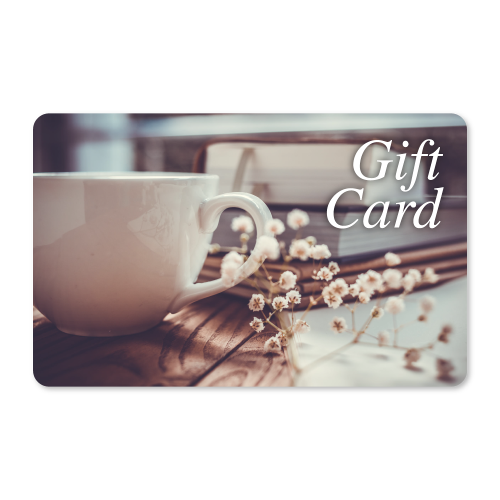 Gift Cards - Coffee Cup
