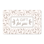 Gift Cards - Leaves