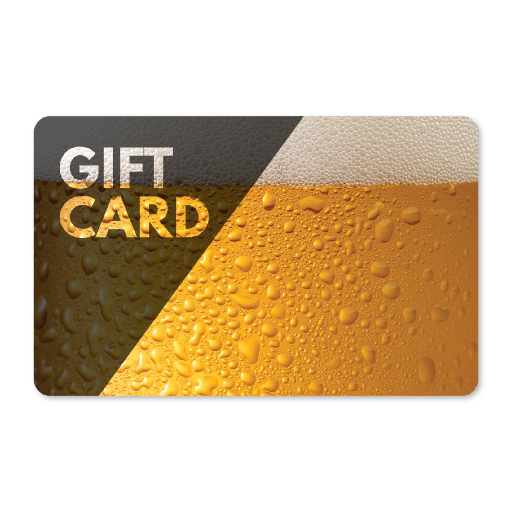 Gift Cards - Beer