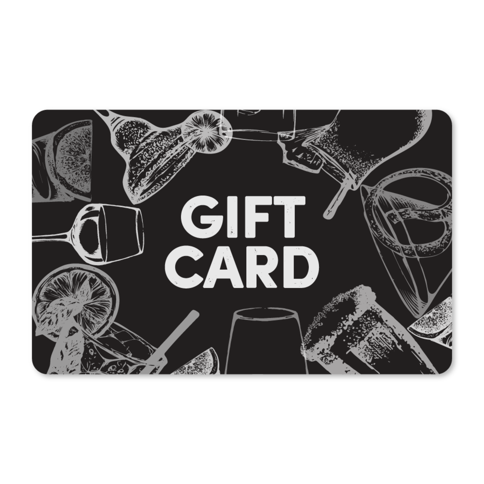 Gift Cards - Cocktails