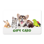 Gift Cards - Pets