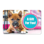 Gift Cards - Puppy
