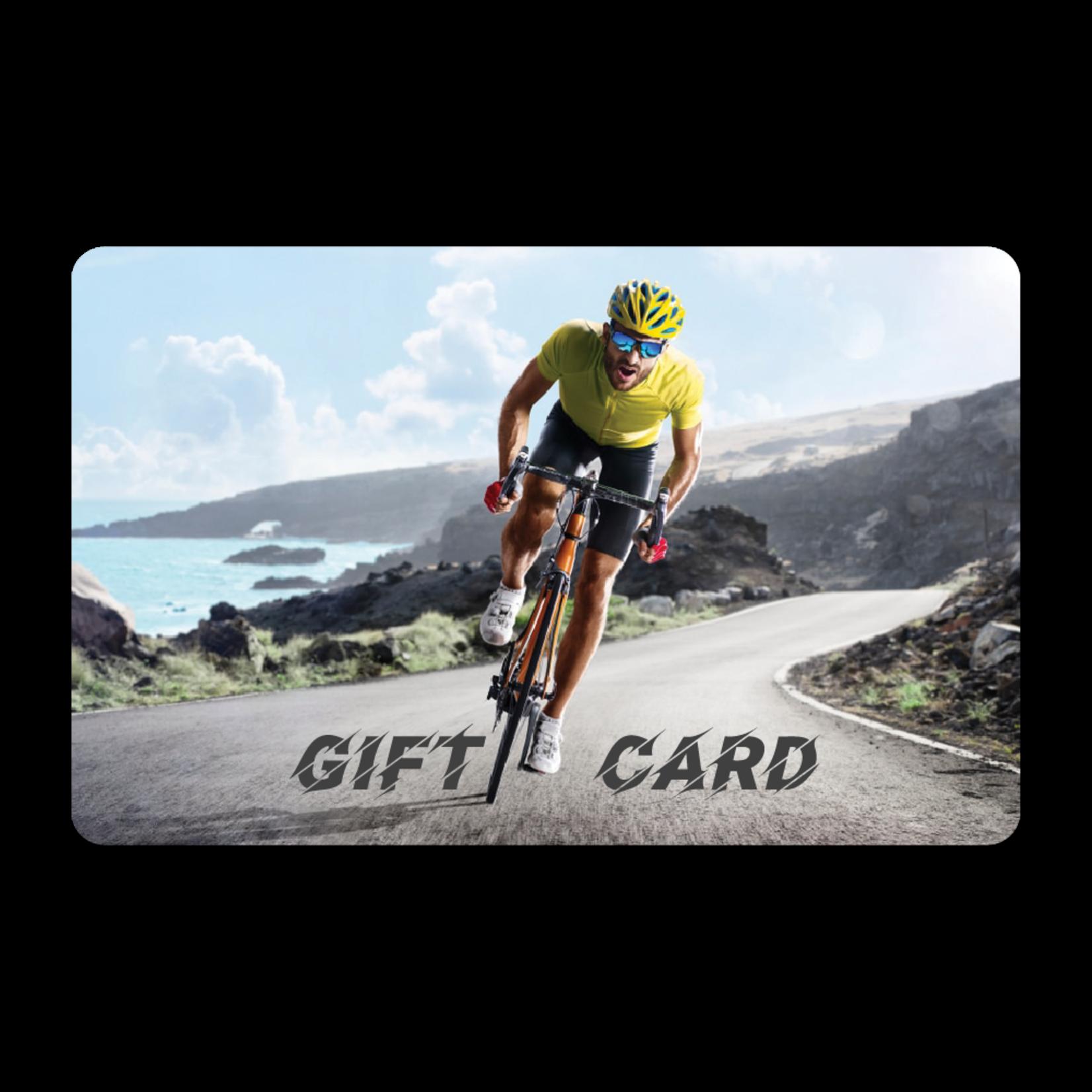 Gift Cards - Mountain Biking