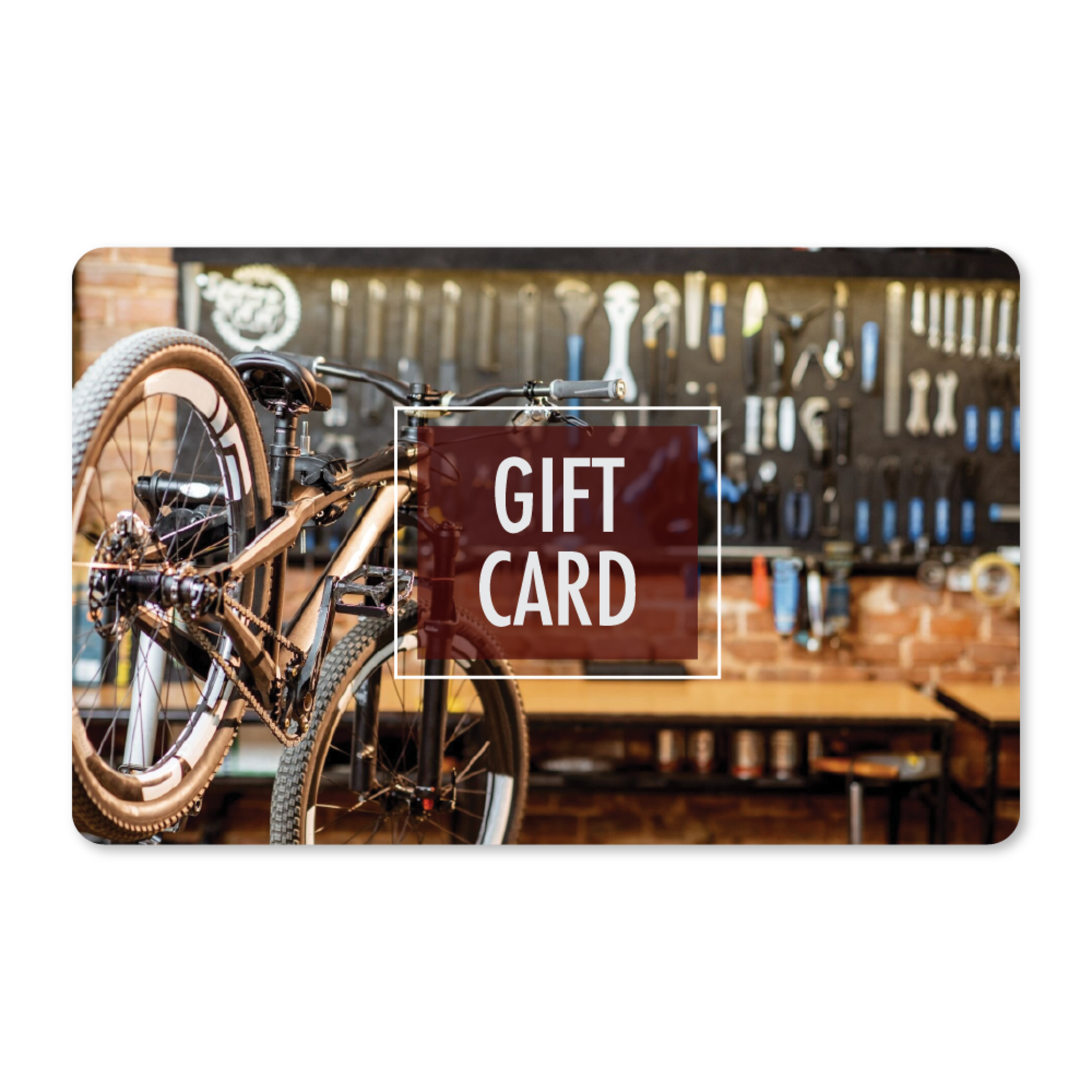 Gift Cards - Bike Shop