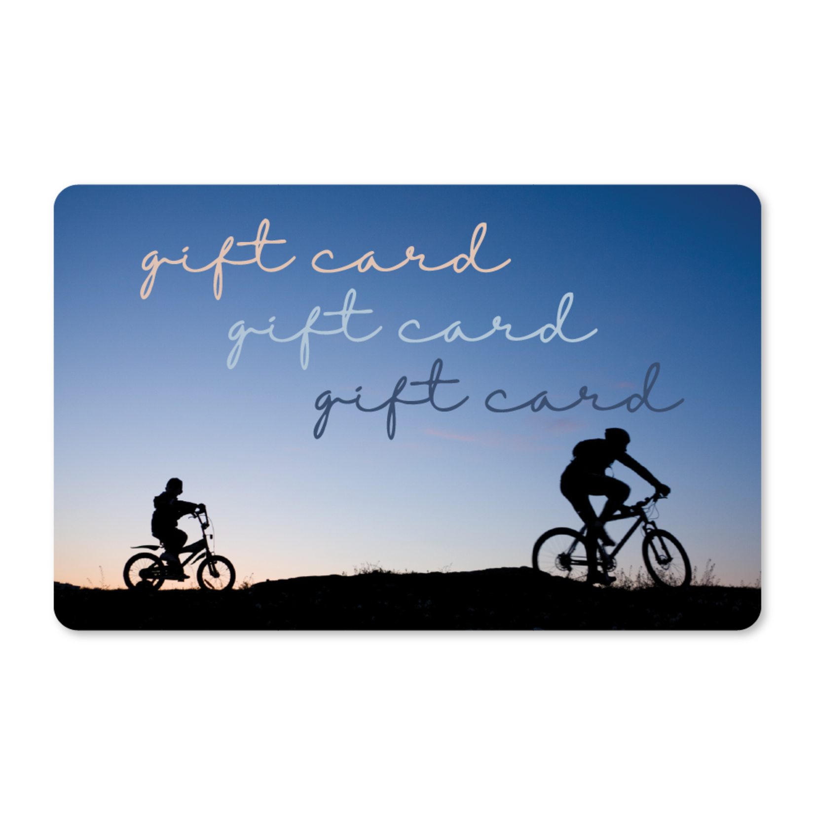 Gift Cards - Bikers