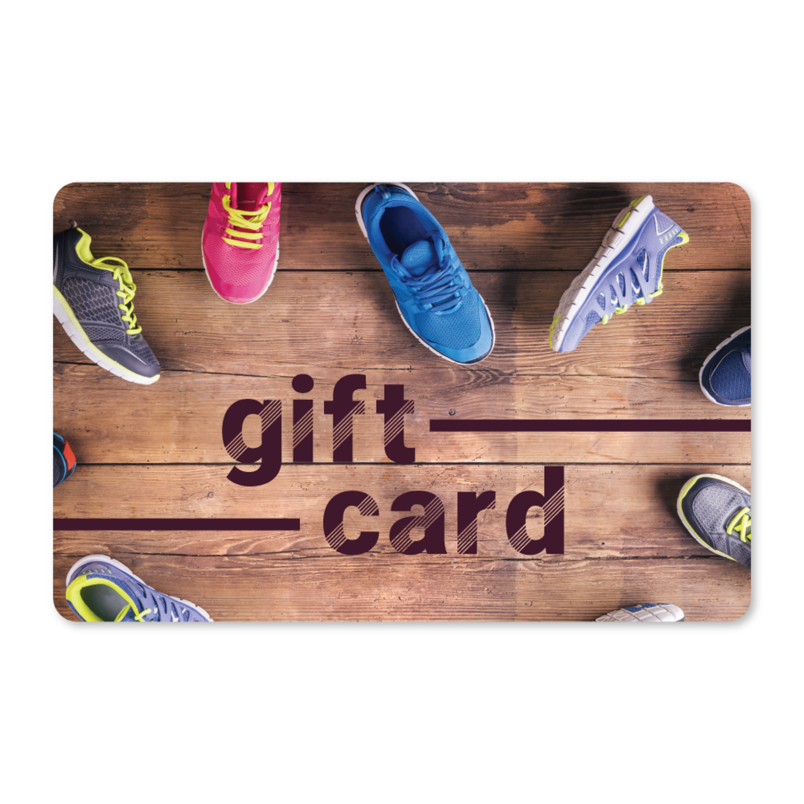 Gift Cards - Shoes