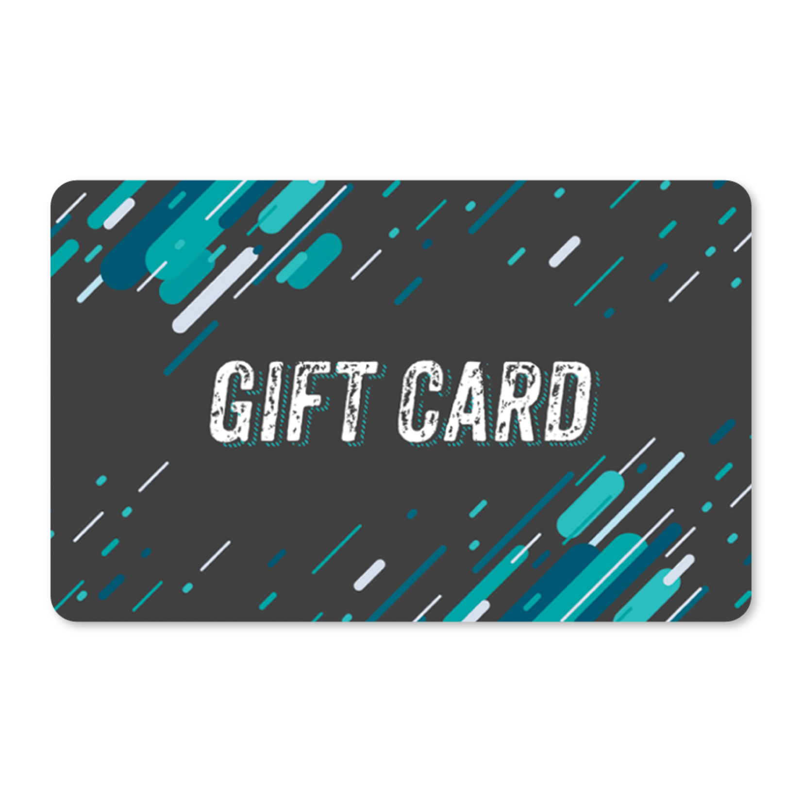 Gift Cards - Blue Lines