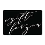 Gift Cards - Cursive