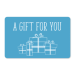 Gift Cards - Blue Presents