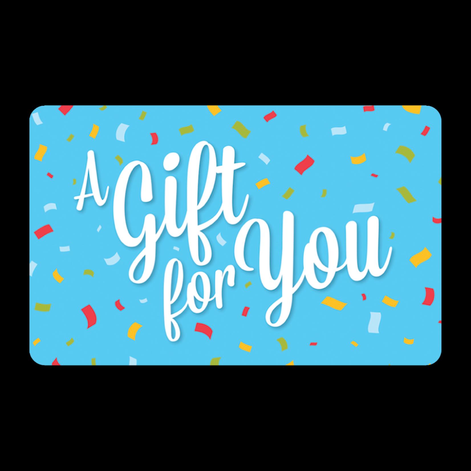 Gift Cards - Confetti