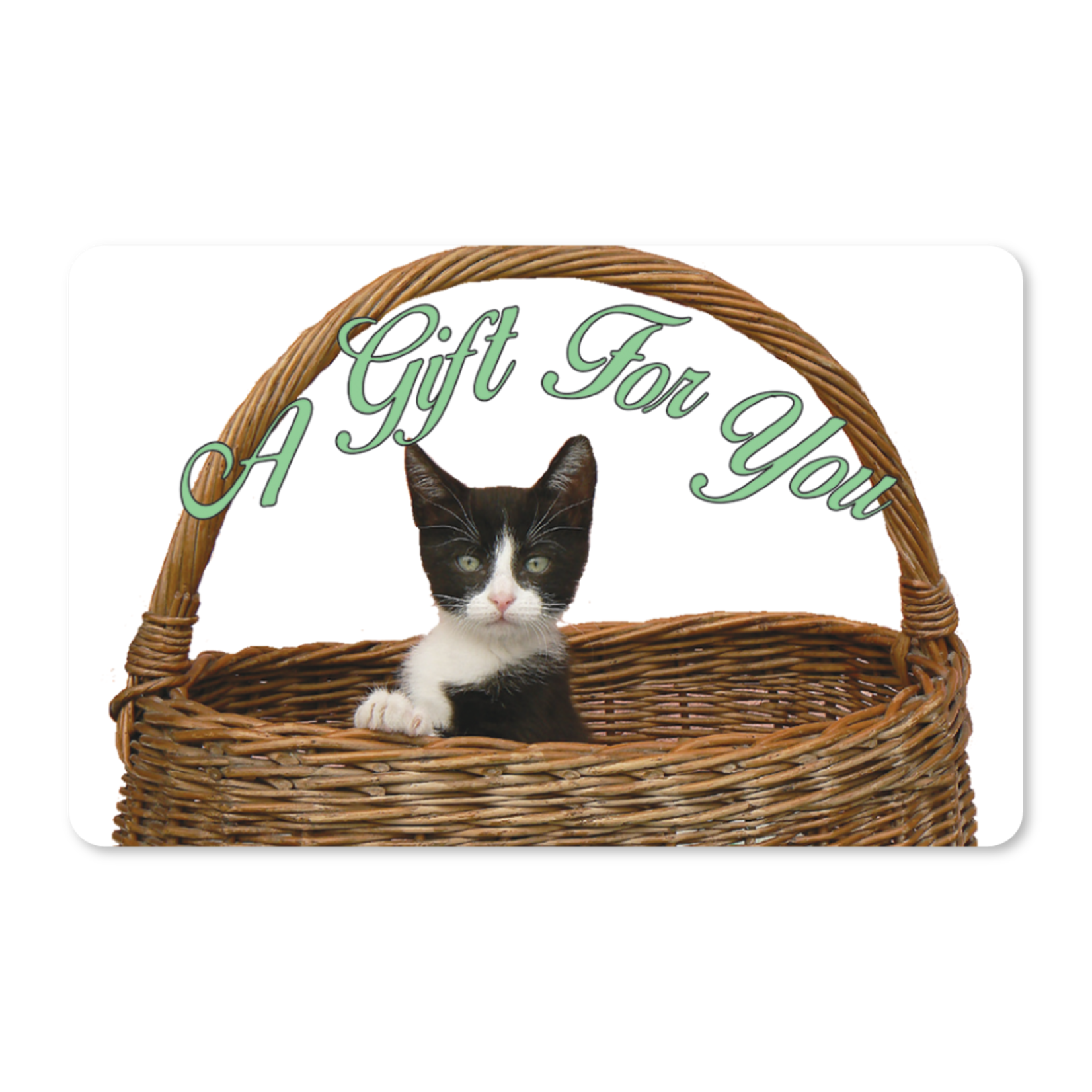 Gift Cards - Cat