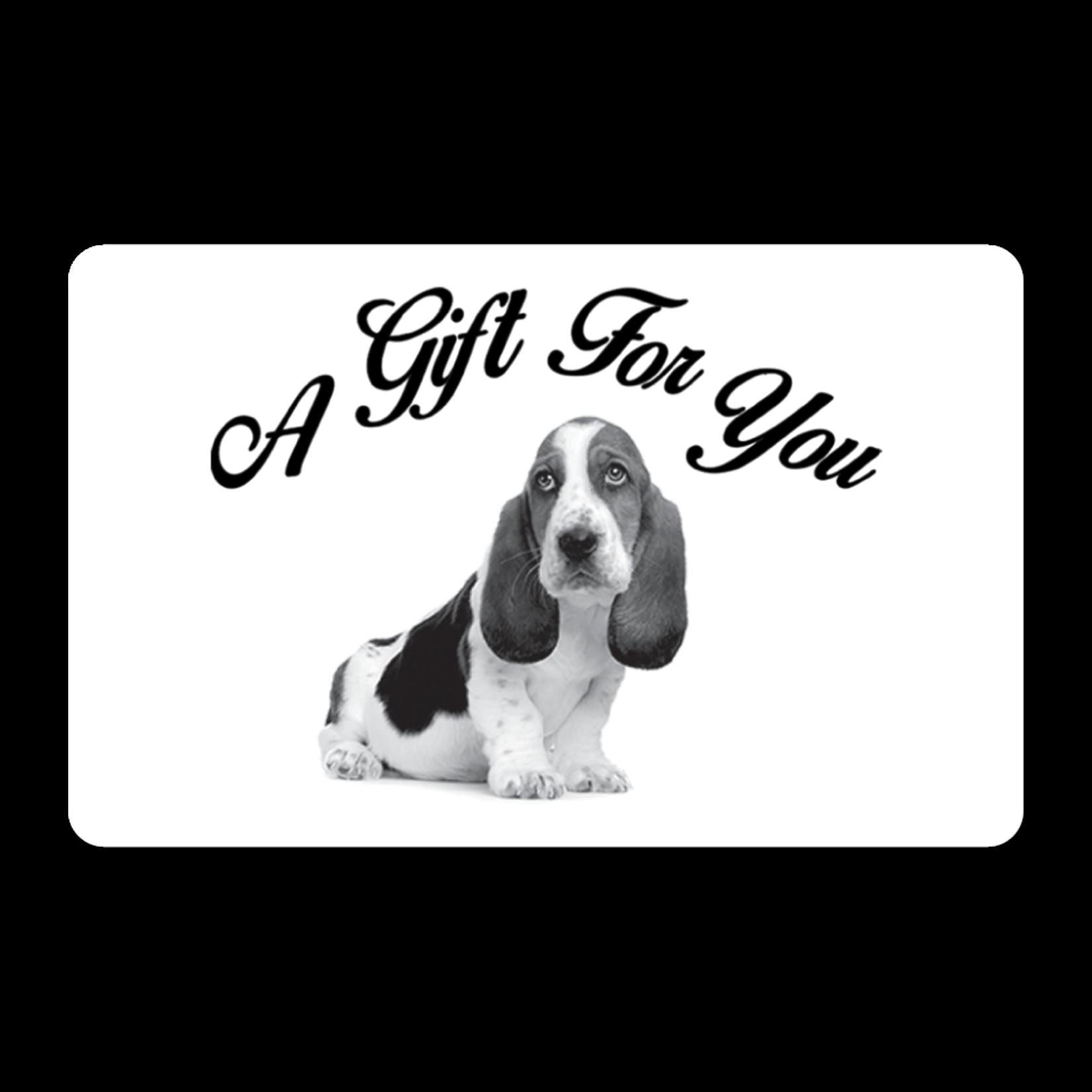 Gift Cards - Dog