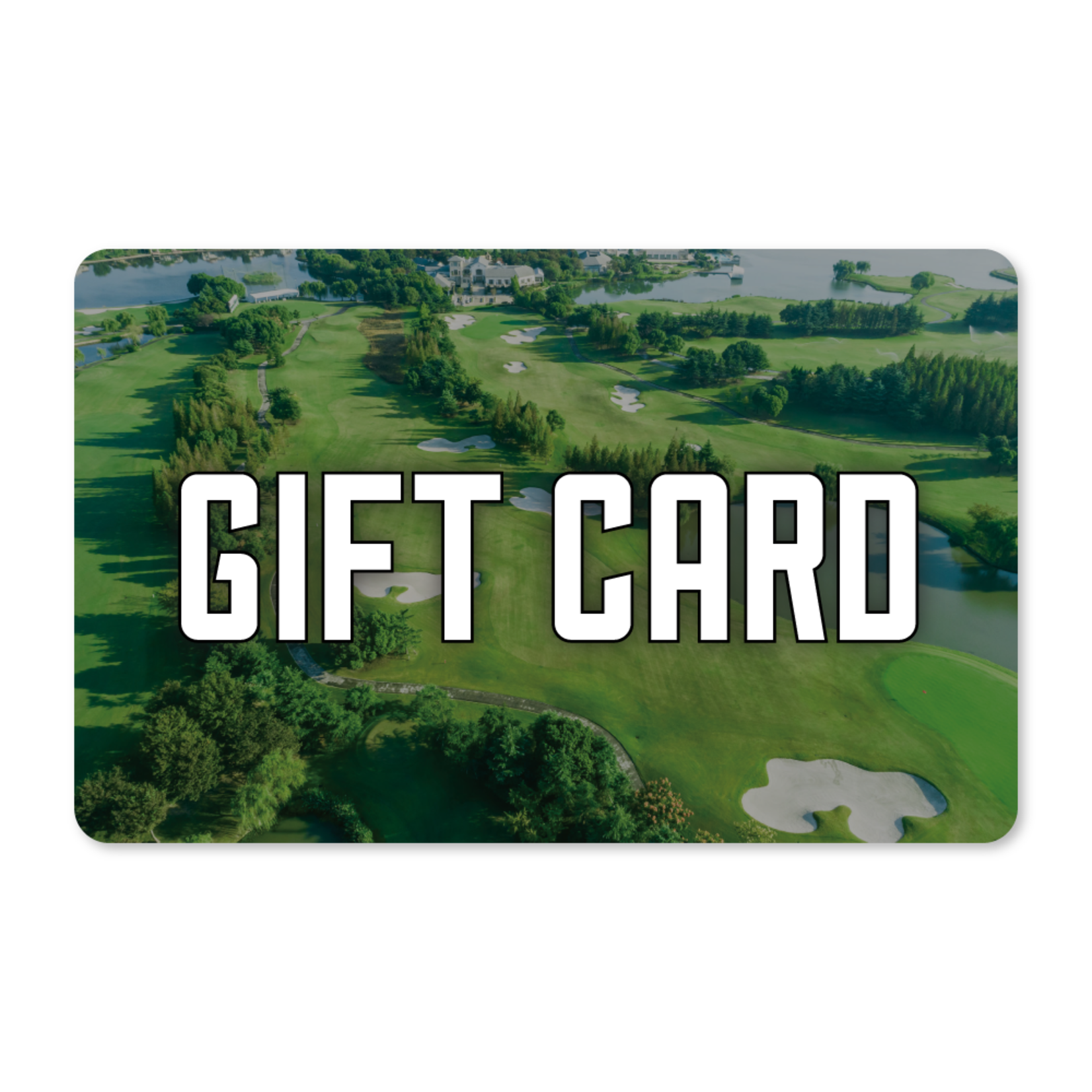 Gift Cards - Golf Course