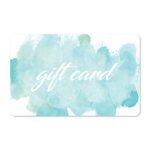 Gift Cards - Watercolor