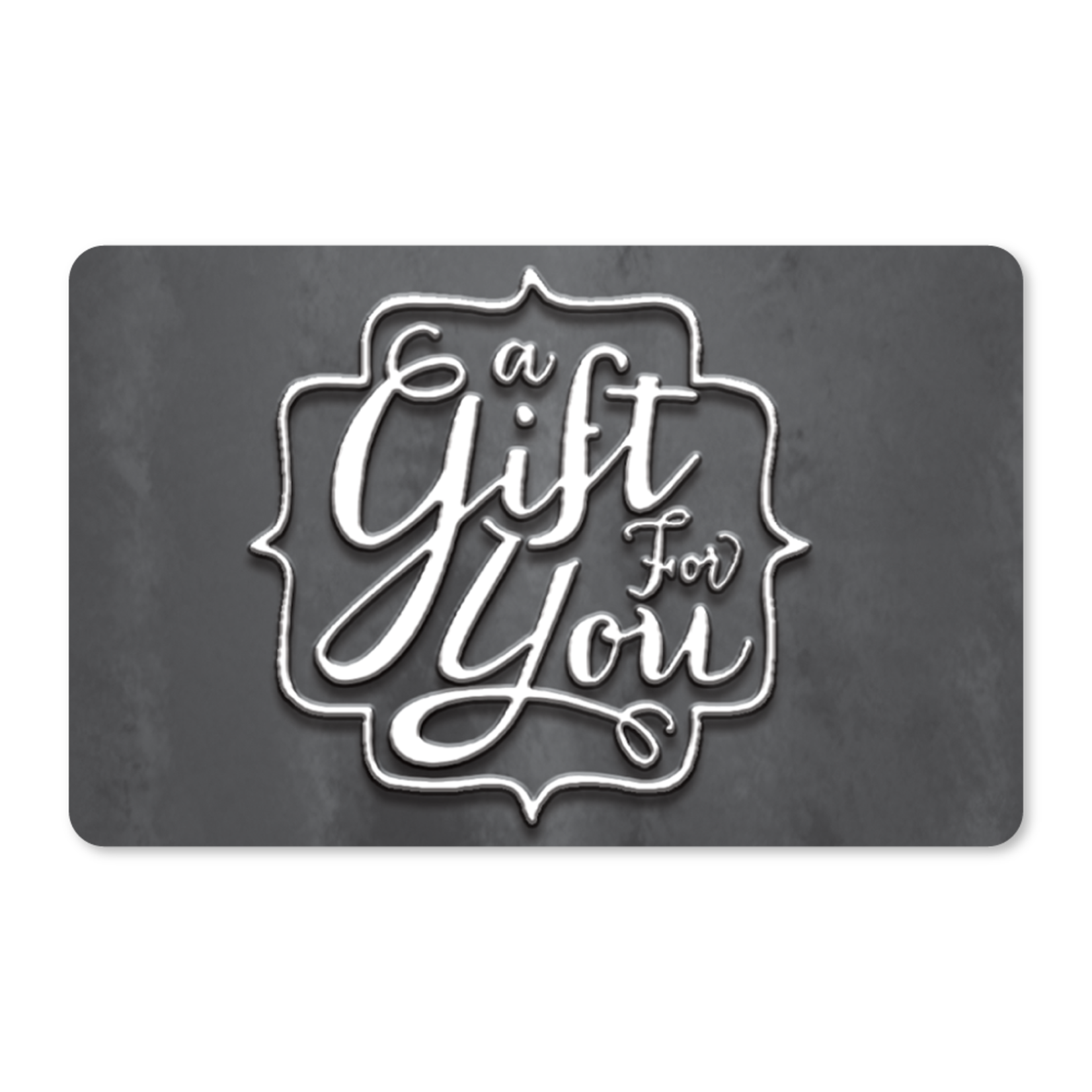 Gift Cards - Textured Grey