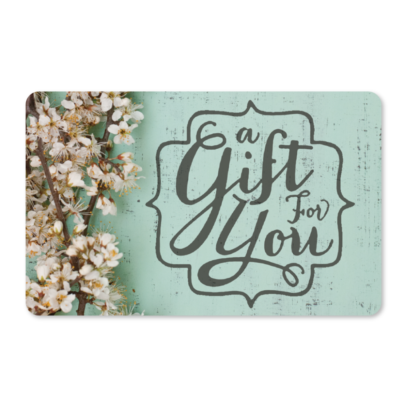 Gift Cards - Floral