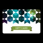 Gift Cards - Geometric