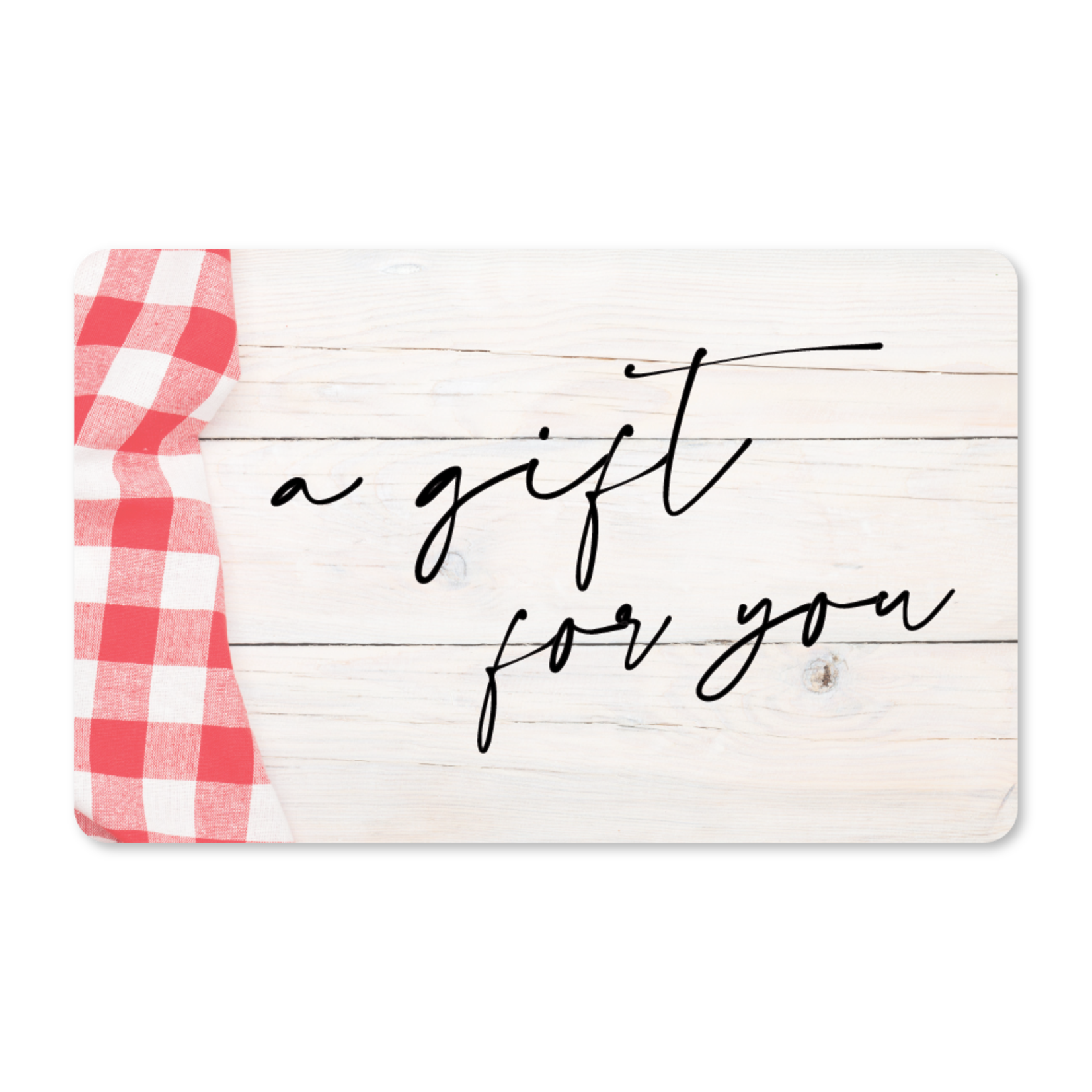 Gift Cards - Picnic Table