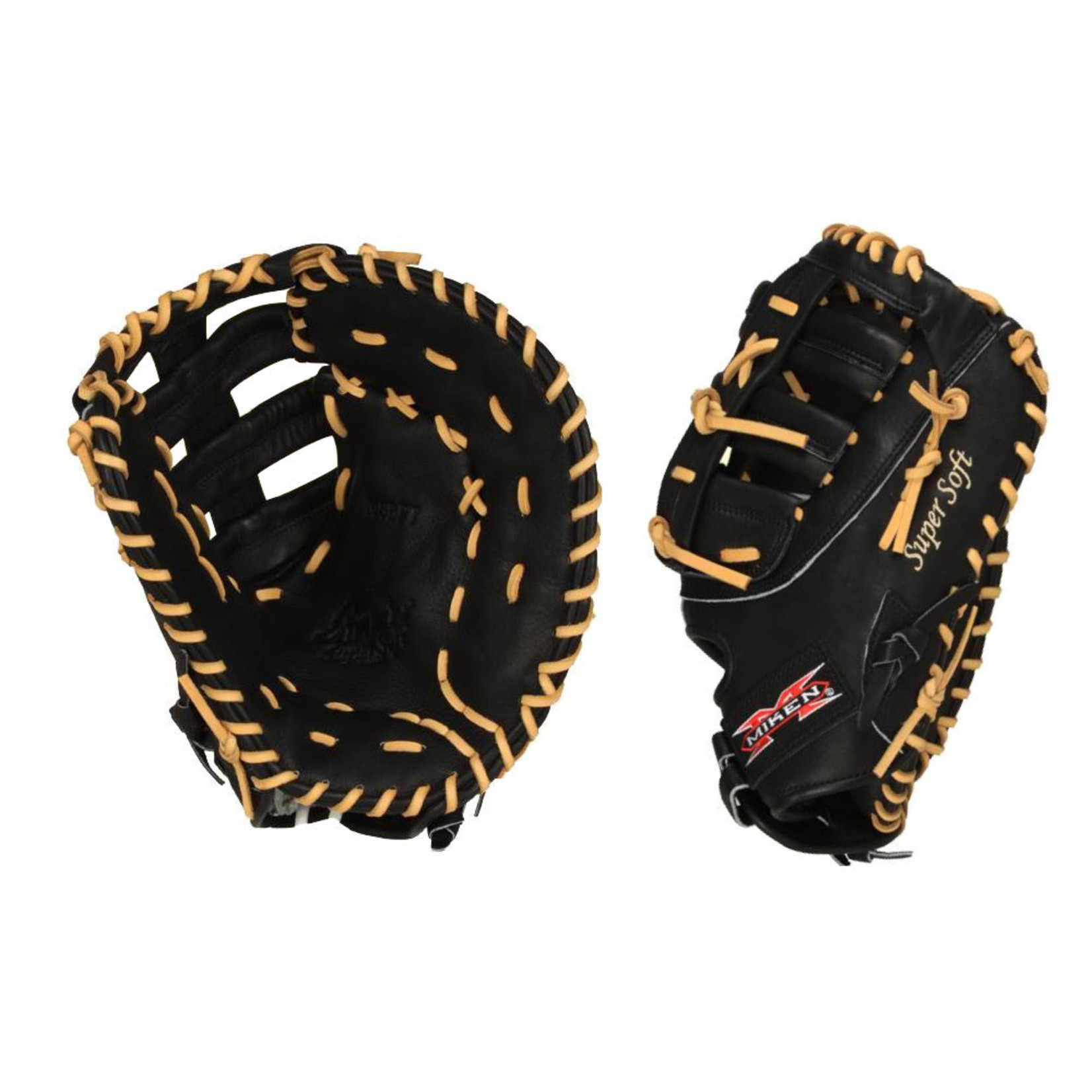 RAWLINGS MIKEN SUPERSOFT 1ST BASE GLOVE